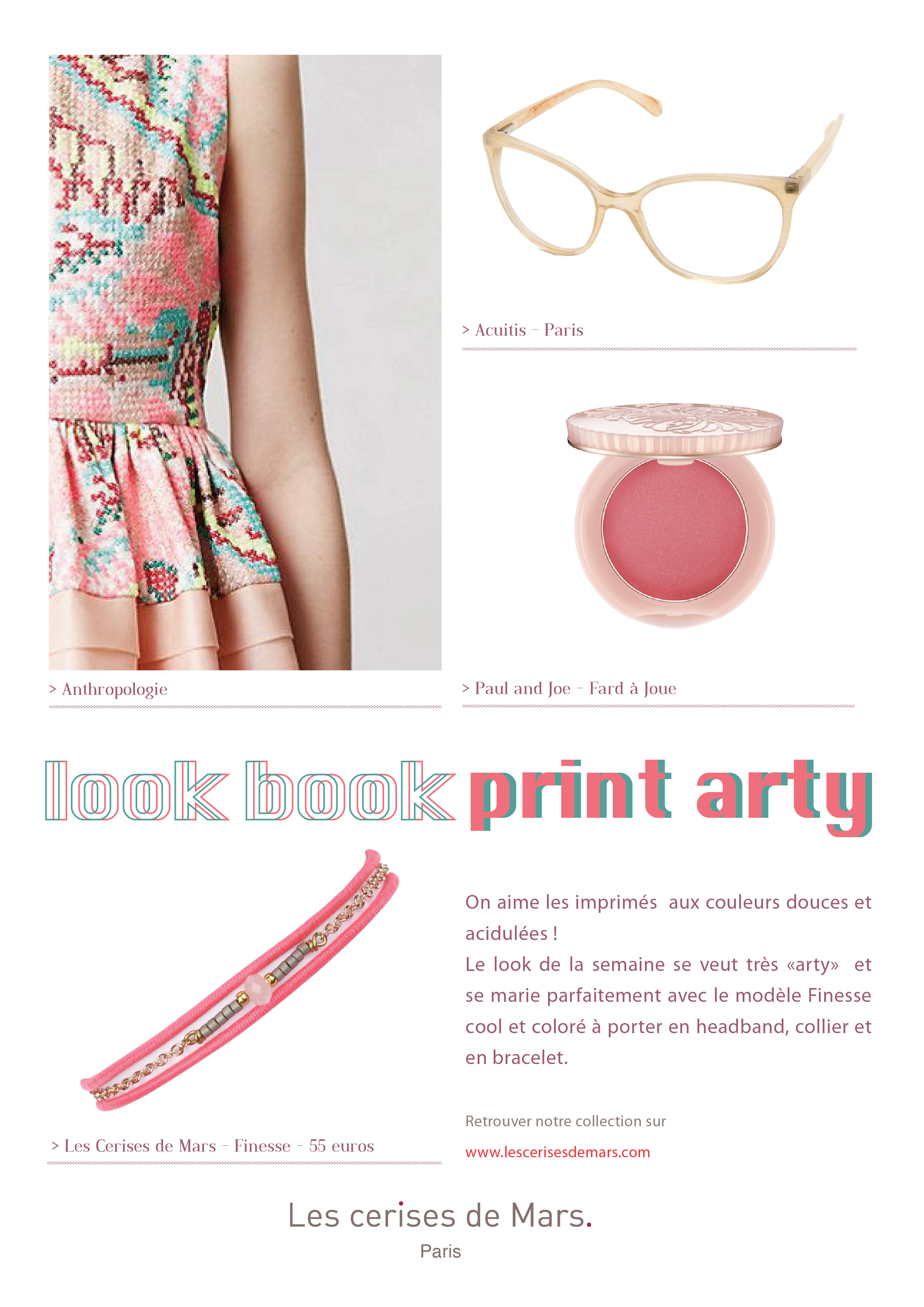 Lookbook Print Arty …