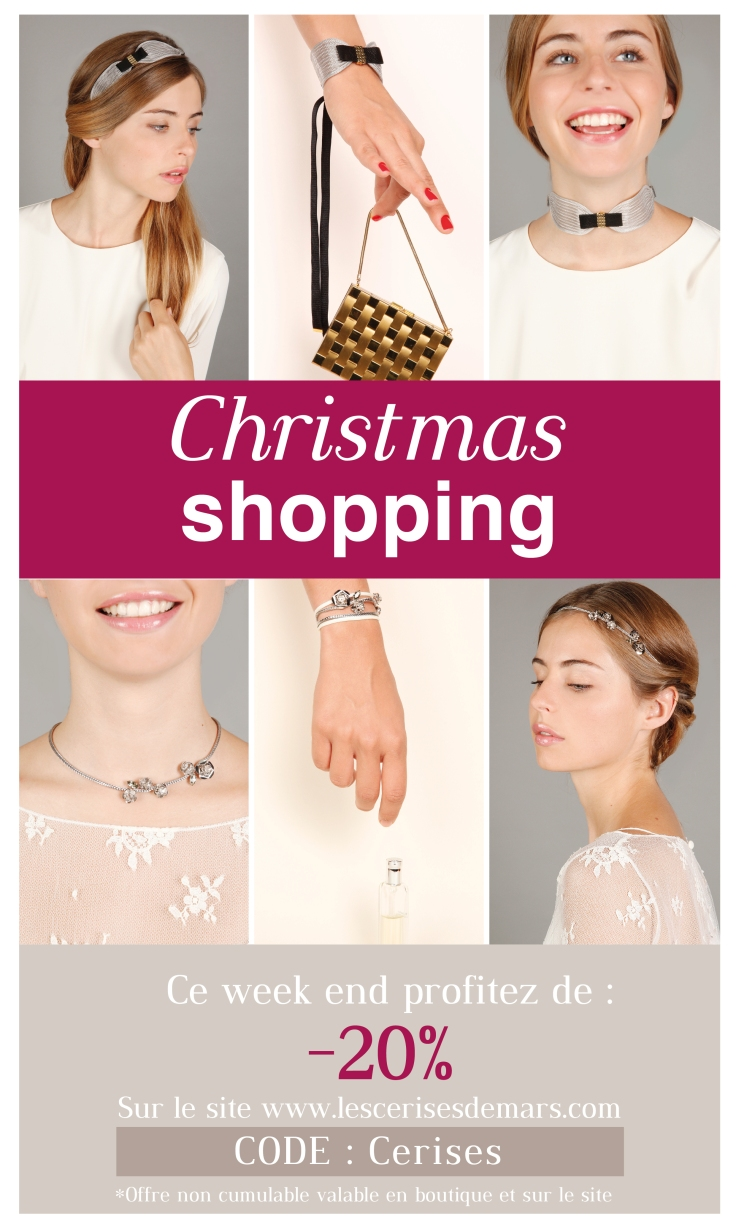 Christmas shopping en ligne